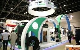 Infinity Al Dobowi Participated in Automechanika Dubai 2014