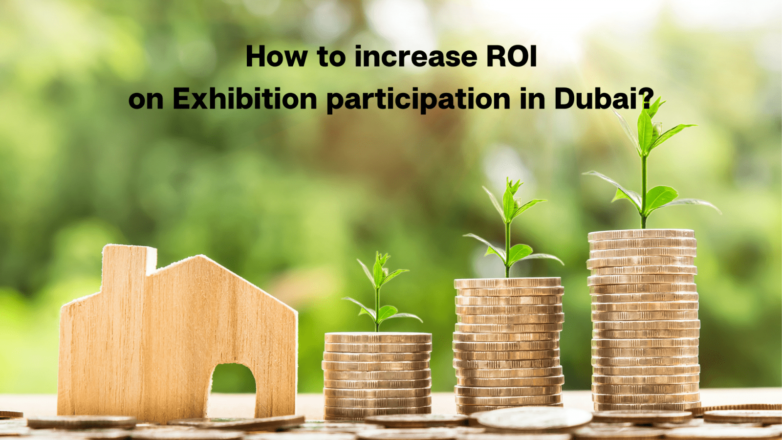 ROI on Exhibition participation