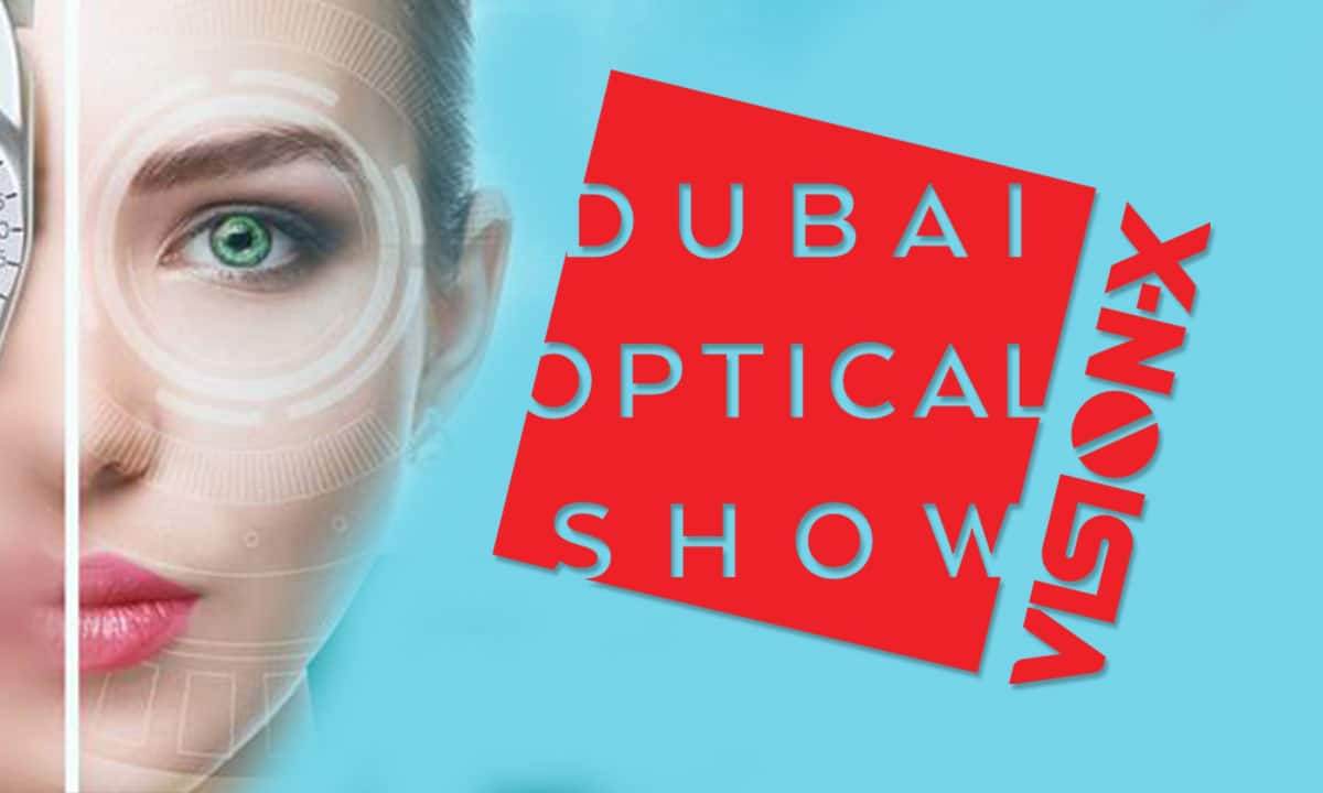 Dubai Optical Show VisionX
